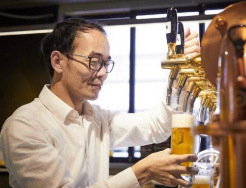 品酒文化|因為精釀啤酒來到台灣 DB Brewery鄧心承以台灣物產入酒發揚精釀啤酒精神