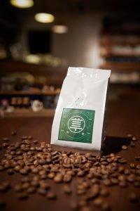 有草咖啡豆